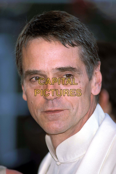 JEREMY IRONS.Cannes Film Festival.Ref: 11726.headshot, portrait.www.capitalpictures.com.sales@capitalpictures.com.©Capital Pictures