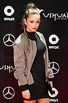 Ana Mena attends to the party organized by Mercedes - Benz and Ushuaia Ibiza to the presentation of new Smart Fortwo Ushuaia Limited Edition 2016 at the Palacio de Cibeles in Madrid. March 10, 2016. (ALTERPHOTOS/BorjaB.Hojas)