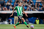 Daniel Ceballos Fernandez, Dani Ceballos, of Real Betis in action during their La Liga match between Real Madrid and Real Betis at the Santiago Bernabeu Stadium on 12 March 2017 in Madrid, Spain. Photo by Diego Gonzalez Souto / Power Sport Images