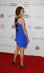 HOLLYWOOD, CA. - October 03: Katie Amanda Keane arrives at the Best Friends Animal Society's 2009 Lint Roller Party at the Hollywood Palladium on October 3, 2009 in Hollywood, California.
