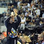 KOSARKA, BEOGRAD, 25. Nov. 2010. - Golman Partizana Vladimir Stojkovic. Utakmica 6. kola Evrolige za sezonu 2010/2011 izmedju Partizana i Zalgiris odigrane u hali Pionir. Euroleague 6. round Partizan vs Zalgiris.  Foto: Nenad Negovanovic