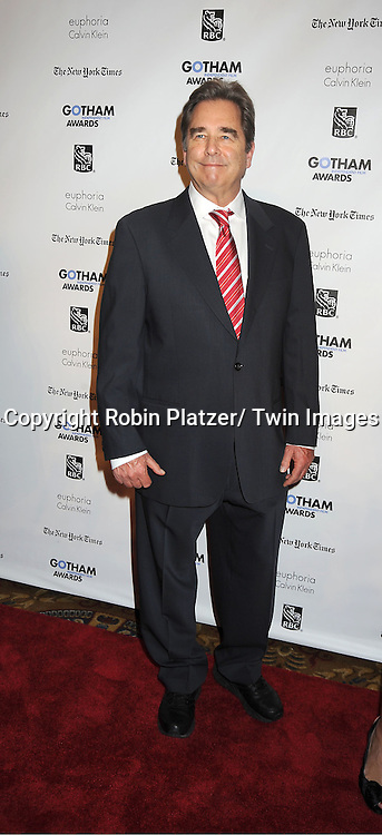 Beau Bridges attends IFP'S 21st Annual Gotham Independent Film Awards on November 28, 2011 at Cipriani Wall Street in New York City.