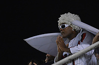 SANTOS,SP, 26.07.2017 - SANTOS-FLAMENGO – Torcida do Flamengo durante partida contra o Santos, jogo válido pelas quartas de final da Copa do Brasil 2017, disputada no estádio da Vila Belmiro em Santos, na noite desta quarta-feira, 26. (Foto: Levi Bianco/Brazil Photo Press)
