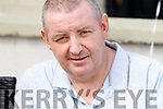 Martin O'Shea who returned home to Saint Josephs Estate, Tralee on Friday after recovering from Covid-19.