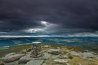 Aberdeenshire from Oxen Craig, Bennachie, Aberdeenshire
