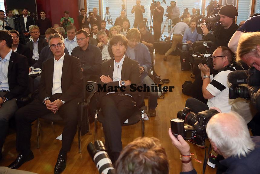Bundestrainer Joachim Löw - DFB Kadernominierung für die WM 2014