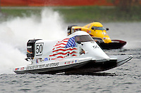 Tom Wright (#50) and Lynn Simberger (#72)     (Formula 1/F1/Champ class)