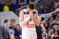 Real Madrid'sRudy Fernandez during Turkish Airlines Euroleague match between Real Madrid and CSKA Moscow at Wizink Center in Madrid, Spain. January 06, 2017. (ALTERPHOTOS/BorjaB.Hojas)