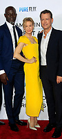 """LOS ANGELES - OCT 12:  Djimon Hounsou, Renee Zellweger, Greg Kinnear at the """"Same Kind of Different as Me"""" Los Angeles Premiere at the Village Theater on October 12, 2017 in Westwood, CA"""