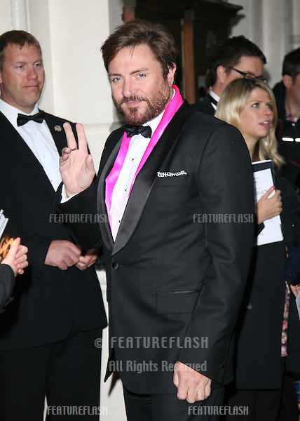 Simon Le Bon arriving for the 2011 GQ Awards, Royal Opera House, London. 06/09/2011  Picture by: Alexandra Glen / Featureflash