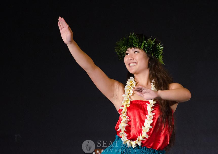 Hui O Nani Hawaii (Hawaii Club) - Holomua (Luau 2014)