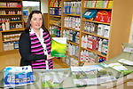 Mary B Teahan in the Irish Drain store in Farranfore
