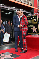 LOS ANGELES - MAR 16:  Georges LeBar, RuPaul Andre Charles at the RuPaul Star Ceremony on the Hollywood Walk of Fame on March 16, 2018 in Los Angeles, CA