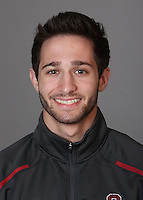 STANFORD, CA - OCTOBER 7:  Cameron Teitelman of the Stanford Cardinal during wrestling picture day on October 7, 2009 in Stanford, California.
