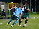 Jaguares de Córdoba venció como visitante 1-0 a La Equidad. Fecha 11 Liga Águila II-2016.