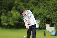 Donncha Cleary (Tipperary) during the Connacht U14 Boys Amateur Open, Ballinasloe Golf Club, Ballinasloe, Galway,  Ireland. 10/07/2019<br /> Picture: Golffile | Fran Caffrey<br /> <br /> <br /> All photo usage must carry mandatory copyright credit (© Golffile | Fran Caffrey)