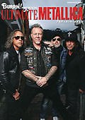 BURRN! Special Issue - METALLCIA Front Cover by Paul Harries/IconicPix