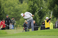 Lee Westwood (ENG) on the 5th fairway during Round 3 of the D+D Real Czech Masters at the Albatross Golf Resort, Prague, Czech Rep. 02/09/2017<br /> Picture: Golffile | Thos Caffrey<br /> <br /> <br /> All photo usage must carry mandatory copyright credit     (&copy; Golffile | Thos Caffrey)