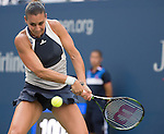 Flavia Pannetta (ITA) defeats Samantha Stosur (AUS) 6-4, 6-4 at the US Open in Flushing, NY on September 7, 2015.