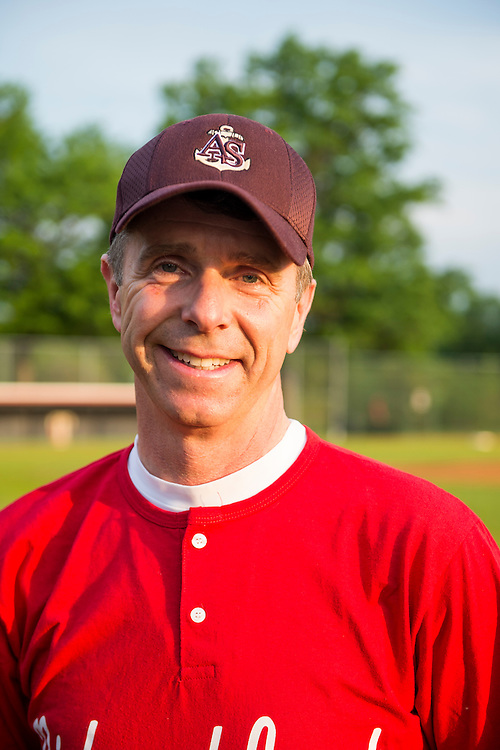 UNITED STATES - MAY 16: Rep. Robert Wittman, R-Va., mug shot during the Republicans' Congressional baseball team practice in Alexandria, Va., on Thursday morning, May 16, 2013. (Photo by Bill Clark/CQ Roll Call)