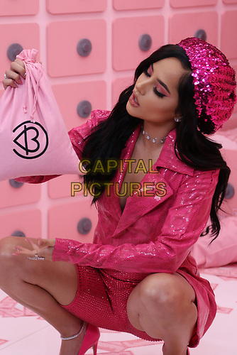 NEW YORK  NY- APRIL 6: Becky G at Beautycon Festival NYC 2019 Day 1 at the Javits Center in New York City on April 6, 2019.      <br /> CAP/MPI/WG<br /> ©WG/MPI/Capital Pictures