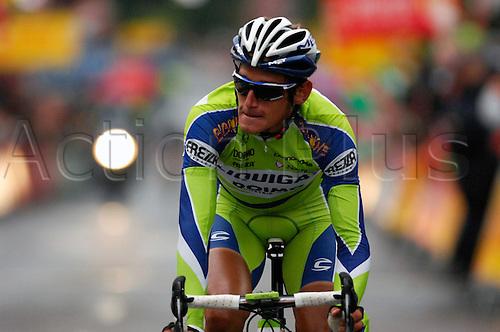 17th September 2009, Vuelta a Espana, Spain. Stage 19. Talavera de la Reina - Avila, Liquigas, Kreuziger Roman, Avila. Photo: Stefano Sirotti/ActionPlus.