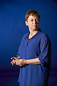Anne Enright novelist   and writer  at The Edinburgh International Book Festival   . Credit Geraint Lewis