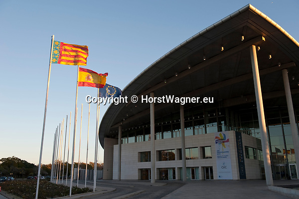Valencia-Spain, 11 January 2018; <br /> aiic's 37. Assembly 2018, at Palau de Congressos - Palacio de Congresos;<br /> Photo &copy; HorstWagner.eu