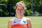 AMSTELVEEN - MARGOT ZUIDHOF , Nederlands team dames op weg naar de HWL. COPYRIGHT KOEN SUYK