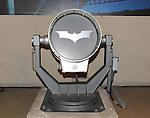 Bat Signal at the Warner Bros. VIP Studio Tour Celebrates Batman's 75th Anniversary Los Angeles, CA. June 26, 2014.