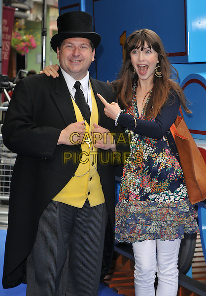 LONDON, ENGLAND - JULY 12: The Fat Controller &amp; Rebecca Keatley attend the &quot;Thomas &amp; Friends: Sodor's Legend of the Lost Treasure&quot; UK film premiere, Odeon Leicester Square, Leicester Square, on Sunday July 12, 2015 in London, England, UK.                                                                                                                                                                                                                                                                                                                                                                                                                                                                                                                                                                                                                                                                                                                                                                                                                                                                                                                                                                                                                                                                                                                                                                                                     <br /> <br /> <br /> <br /> <br /> <br /> <br /> <br /> <br /> <br /> <br /> <br /> <br /> <br /> <br /> <br /> <br /> <br /> <br /> <br /> <br /> <br /> <br /> <br /> <br /> <br /> <br /> <br /> <br /> <br /> <br /> <br /> <br /> <br /> <br /> <br /> <br /> <br /> <br /> <br /> <br /> <br /> <br /> <br /> <br /> <br /> <br /> <br /> <br /> <br /> <br /> <br /> <br /> <br /> <br /> <br /> <br /> <br /> <br /> <br /> <br /> <br /> <br /> <br /> <br /> <br /> <br /> <br /> <br /> <br /> <br /> <br /> <br /> <br /> <br /> <br /> <br /> <br /> <br /> <br /> <br /> <br /> <br /> <br /> <br /> <br /> <br /> <br /> <br /> <br /> <br /> <br /> <br /> <br /> <br /> <br /> <br /> <br /> <br /> <br /> <br /> <br /> <br /> <br /> <br /> <br /> <br /> <br /> <br /> <br /> <br /> <br /> <br /> <br /> <br /> <br /> <br /> <br /> <br /> <br /> <br /> <br /> <br /> <br /> <br /> <br /> <br /> <br /> <br /> <br /> <br /> <br /> <br /> <br /> <br /> <br /> <br /> <br /> <br /> <br /> <br /> <br /> <br /> <br /> <br /> <br /> <br /> <br /> <br /> <br /> <br /> <br /> <br /> <br /> <br /> <br /> <br /> <br /> <br /> <br /> <br /> <br /> <br /> <br /> <br /> <br /> <br /> <br /> <br /> <br /> <br /> <br /> <br /> <br /> <br /> <br /> <br /> <br /> <br /> <br /> <br /> <br /> <br /> <br /> <br /> <br /> <br /> <br /> <br /> <br /> <br /> <br /> <br /> <br /> <br /> <br /> <br /> <br /> <br /> <br /> <br /> <br /> <br /> <br /> <br /> <br /> <br /> <br /> <br /> <br /> <br /> <br /> <br /> <br /> <br /> <br /> <br /> <br /> <br /> <br /> <br /> <br /> <br /> <br /> <br /> <br /> <br /> <br /> <br /> <br /> <br /> <br /> <br /> <br /> <br /> <br /> <br /> <br /> <br /> <br /> <br /> <br /> <br /> <br /> <br /> <br /> <br /> <br /> <br /> <br /> <br /> <br /> <br /> <br /> <br /> <br /> <br /> <br /> <br /> <br /> <br /> <br /> <br /> <br /> <br /> <br /> <br /> <br /> <br /> <br /> <br /> <br /> <br /> <br /> <br /> <br /> <br /> <br /> <br /> <br /> <br /> <br /> <br /> <br /> <br /> <br /> <br /> <br /> <br /> <br /> <br /> <br /> <br /> <br /> <br /> <br /> <br /> <br /> <br /> <br /> <br /> <br /> <br /> <br /> <br /> <br /> <br /> <br /> <br /> <br /> <br /> <br /> <br /> <br /> <br /> <br /> <br /> <br /> <br /> <br /> <br /> <br /> <br /> <br /> <br /> <br /> <br /> <br /> <br /> <br /> <br /> <br /> <br /> <br /> <br /> <br /> <br /> <br /> <br /> <br /> <br /> <br /> <br /> <br /> <br /> <br /> <br /> <br /> <br /> <br /> <br /> <br /> <br /> <br /> <br /> <br /> <br /> <br /> <br /> <br /> <br /> <br /> <br /> <br /> <br /> <br /> <br /> <br /> <br /> <br /> <br /> <br /> <br /> <br /> <br /> <br /> <br /> <br /> <br /> <br /> <br /> <br /> <br /> <br /> <br /> <br /> <br /> Grace Woodward &amp; her son Larkin attend the &quot;Thomas &amp; Friends: Sodor's Legend of the Lost Treasure&quot; UK film premiere, Odeon Leicester Square, Leicester Square, on Sunday July 12, 2015 in London, England, UK. <br /> CAP/CAN<br /> &copy;