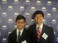 The Harker School - US - Upper School - George W. Bush Debate  - Photo by Jonathan Peele