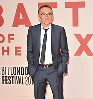 Danny Boyle at the 61st BFI LFF &quot;Battle of the Sexes&quot; American Express gala, Odeon Leicester Square, Leicester Square, London, England, UK, on Saturday 07 October 2017.<br /> CAP/CAN<br /> &copy;CAN/Capital Pictures