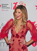 NEW YORK, NY - February 8: Grace Helbig attends the Red Dress / Go Red For Women Fashion Show at Hammerstein Ballroom on February 8, 2018 in New York City Credit: John Palmer / Media Punch