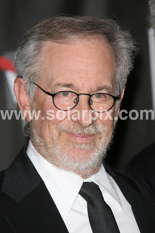 **ALL ROUND PICTURES FROM SOLARPIX.COM**                                             **SYNDICATION RIGHTS FOR UK, AUSTRALIA, DENMARK, PORTUGAL, S. AFRICA, SPAIN & DUBAI (U.A.E) & ASIA (EXCLUDING JAPAN) ONLY**                                                                                  Caption: .16th Annual Critics' Choice Movie Awards Press Room Hollywood Palladium -Hollywood, CA, USA                                                                              This pic:  Steven Spielberg                                                                                            JOB REF: 12667       PHZ/charlotte     DATE: 14.01.2011                                                           **MUST CREDIT SOLARPIX.COM OR DOUBLE FEE WILL BE CHARGED**                                                                      **MUST AGREE FEE BEFORE ONLINE USAGE**                               **CALL US ON: +34 952 811 768 or LOW RATE FROM UK 0844 617 7637**