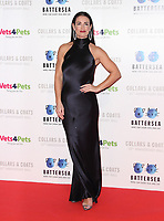 Kirsty Gallacher at the Collars &amp; Coats Gala Ball 2018 at Battersea Evolution, Battersea Park, London on Thursday 1st November 2018<br /> CAP/JIL<br /> &copy;JIL/Capital Pictures