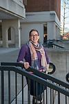 Miriam Intrator, Staff, Alden Library