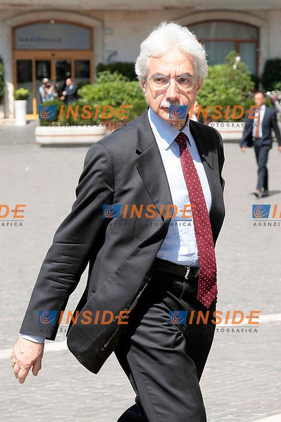 Salvatore Rossi<br /> Roma 18/06/2013 Relazione annuale del Garante della Concorrenza e Mercato, Antitrust.<br /> Photo Samantha Zucchi Insidefoto