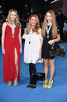 "Gillian McKeith<br /> at the ""Eddie the Eagle"" European premiere, Odeon Leicester Square London<br /> <br /> <br /> ©Ash Knotek  D3099 17/03/2016"
