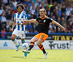 Tom Lees of Sheffield Wednesday during the English Championship play-off 1st leg match at the John Smiths Stadium, Huddersfield. Picture date: May 13th 2017. Pic credit should read: Simon Bellis/Sportimage