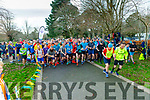Ready for the Born to Run park run in the Tralee Town park on Saturday morning
