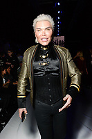 Rodrigo Alves<br /> Mercedes-Benz Fashion Week Russia 2018 in Moscow, Russia on March 12, 2018.<br /> CAP/PER<br /> &copy;PER/CapitalPictures