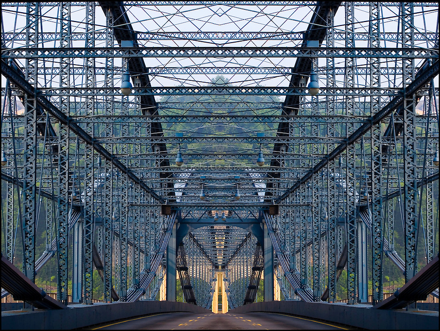 Pittsburghs Bridges - smithfield street