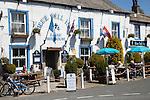 Blue Bell Inn, Kettlewell, Yorkshire Dales national park, England, UK