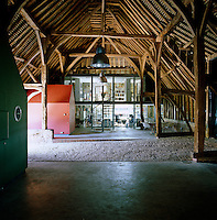 The Saling Barn - England