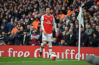 Mesut Ozil of Arsenal FC during Arsenal vs West Ham United, Premier League Football at the Emirates Stadium on 7th March 2020