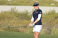 Charley Hull (ENG) during the second round of the Fatima Bint Mubarak Ladies Open played at Saadiyat Beach Golf Club, Abu Dhabi, UAE. 11/01/2019<br /> Picture: Golffile | Phil Inglis<br /> <br /> All photo usage must carry mandatory copyright credit (© Golffile | Phil Inglis)
