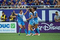 Orlando Pride vs Chicago Red Stars, July 16, 2016