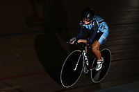 Fiona Southorn of Northland competes in the Masters Women 4 2000m IP final at the Age Group Track National Championships, Avantidrome, Home of Cycling, Cambridge, New Zealand, Thurssday, March 16, 2017. Mandatory Credit: © Dianne Manson/CyclingNZ  **NO ARCHIVING**