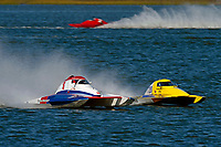 Owen Henderson, T-5, Courtney Stewart, T-720        (1.5 Litre Stock hydroplane(s)
